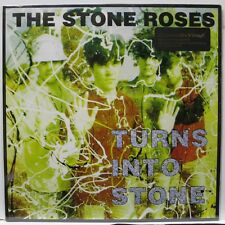STONE ROSES 'Turns Into Stone' MOV Audiophile 180g Vinyl LP NEW & SEALED