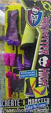 Monster high chiffons boxed, color me creepy