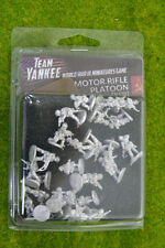 Team Yankee SOVIET MOTOR RIFLE PLATOON Flames of War 15mm TSU702