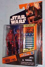Star Wars Saga Legends Battle Droid 2-Pack SL 20 MOSC Commander and Infantryman