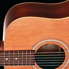 Teton Left-handed STS105NT-L Dreadnought Guitar only Solid Cedar Top Matte