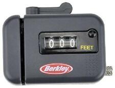 Berkley Clip-On Trolling Fishing Line Counter Adjustable Pressure One-Touch NEW
