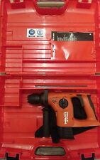 Hilti TE4-A22 Li-lon Hammer drill. 2 years warranty! Brand new!