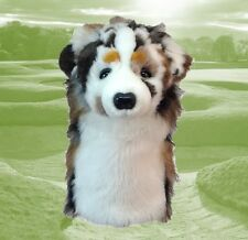 Daphnes Novelty Golf Club Driver 1 Wood Headcover Australian Shepherd Dog