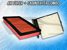 AIR FILTER CABIN FILTER COMBO FOR NISSAN VERSA 09-11 1.6L 07-13 1.8L MODELS ONLY
