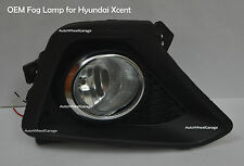 Premium Quality OEM Fog Lamps for Hyundai Xcent - Set of 2pcs