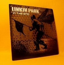 Cardsleeve Single cd LINKIN PARK In The End 2TR 2001 nu metal rock