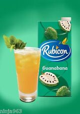 12 x Rubicon Guanabana Juice Drink (1 litre) Soursop