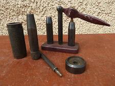 Ancienne sertisseuse à amorce ustensile divers art populaire de chasse vénerie