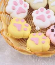 Scent Simulation Bread Paw Squishy Key Ring Slow Rising Strap For iphnoe 6 plus