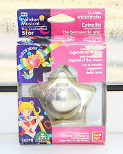 European Sailor Moon gold Star Locket Starry Sky Orgel music box Bandai 1992