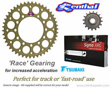 YAMAHA R1 Chain & Renthal Sprockets - Race Gearing - 2004-2005
