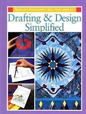 Drafting and Design Simplified (Quilting Library)