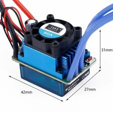 Racing 60A ESC Brushless Electric Speed Controller For 1:10 RC Car Truck J#~