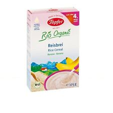 Topfer Bio Organic Rise Cereal From 4 month 175 g 6 oz