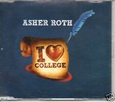 (21S) Asher Roth, I Love College - DJ CD