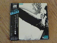 Led Zeppelin: I SHM CD Japan Mini-LP WPCR-13130 Mint (jimmy page robert plant Q