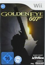 Nintendo Wii Spiel **** 007 James Bond GoldenEye * Golden Eye ***********NEU*NEW