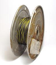 Eine Rolle Schaltlitze Schalt-Litze 6145-00-295-1286, AWG24-32, ca. 150 m