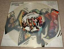 Terrorvision - Easy limited edition 10 inch clear vinyl single