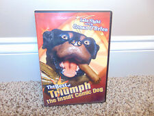 Late Night With Conan O'Brien The Best Of Triumph The Insult Dog DVD