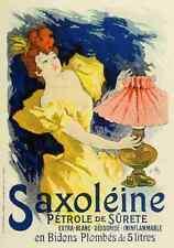 A4 photo CHERET, Jules les affiches illustrees 1896, Saxoleine imprimé Poster