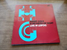 Lp-HARRY GOLD & PIECES OF EIGHT-Live In Leipzig-1985 UK edtion