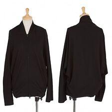 Yohji Yamamoto FEMME Dolman zip cardigan Size 2(K-37546)