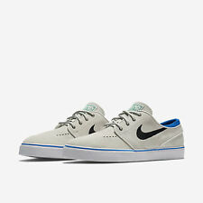 Nike SB Zoom Stefan Janoski QS Summit White/Black-Green Skateboarding 845711-103