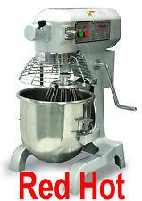 New Omcan 1.5 Hp 20Qt Commercial Bakery Dough Food Mixer Gear Driven 20441