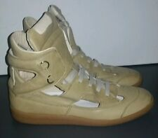 Maison Martin Margiela High Top Fashion Sneakers sz 40.5 sz 7.5