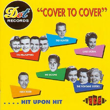 New Sealed CD Ace UK Imp Dot's Cover To Cover Pop Cover Records V/A Comp 30 Trax