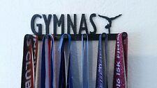 Gymnastics Gymnast MEDAL SPORTS DISPLAY,HOLDER,HANGER for Gymnasts FREE SHIP
