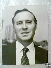 Press Photo JIMMY BLOOMFIELD Manager of Orient Football Club (Org, Exc*)