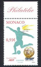 Monaco 2002 luis figo/golden ball/football/sport/jeux/animation 1v (n38568)