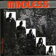 MINDLESS - Missin' Pieces/Missin' Songs - rare HARDROCK 2CD-RE-Issue/SEALED