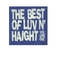 The Best Of Luv N' Haight Nathan Davis James Mason Roy Porter George Freeman