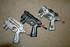 Nerf N-Strike Nite Finder EX-3 Dart Gun Pistol Blaster Custom Lot 3 Cosplay COOL