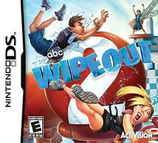 NINTENDO DS NDS GAME WIPEOUT 2 BRAND NEW & FACTORY SEALED