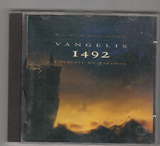 VANGELIS - 1492 original soundtrack CD