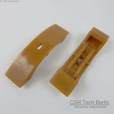 2x Gleitschiene Nockenwellenversteller Kettenspanner Audi VW Skoda Seat