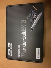 Brand New ASUS THUNDERBOLTEX 3 Expansion Card for ASUS Z170 and X99 Motherboards