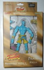 Street Fighter Blue Dhalsim Figure Revolution Series 2 Sota Toy Capcom variant