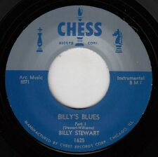 Billy Stewart - Billy's Blues Parts 1 & 2 - Chess RE