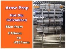 Acrow Prop shoring Prop Size 1 Free Delivery *Buy 5 Get 1 Free*