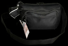 Quick Release Concealed Gun Fanny Pack, Ambidextrous