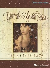 Enya Paint The Sky With Stars Learn Play China Roses Piano PVG Music Book