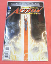 Superman in ACTION Comics #50 - bagged & boarded..!!
