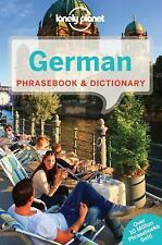 LONELY PLANET GERMAN PHRASEBOOK & DICTIONARY [9781743214435] -  (PAPERBACK) NEW