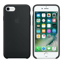 Nero Vera Originale Apple Custodia in silicone per iPhone 7 4.7""